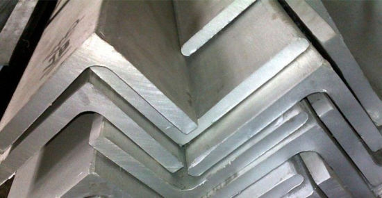Hot Rolled Steel Unequal Angles Bar Steel