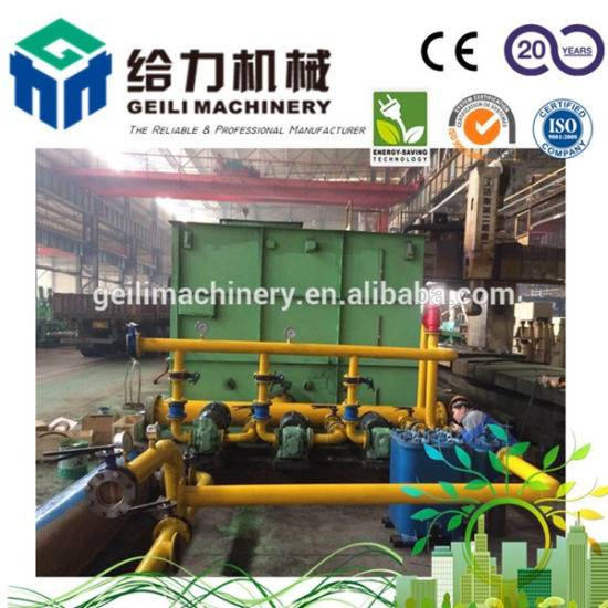Steel Bar – Hot Rolling Mills Hydraulic Tank / Lubricant Station