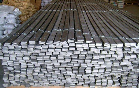 Mild Steel Flat Bar S235jr A355jr 4ss400 A36