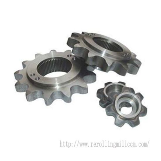 Table Roller – Chain Sprocket for Steel Plant