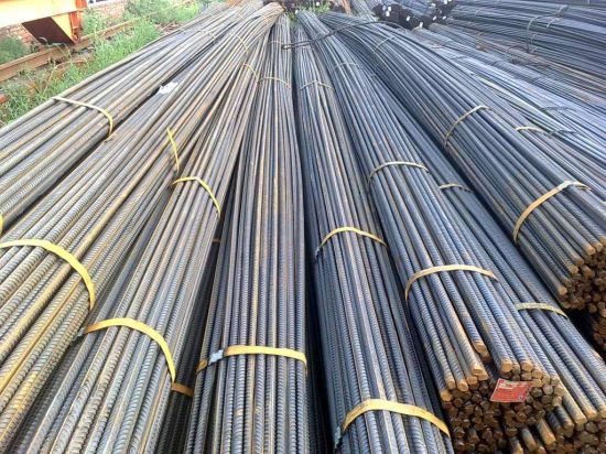 China Hot Rolled Deformed Steel Bar Supplier