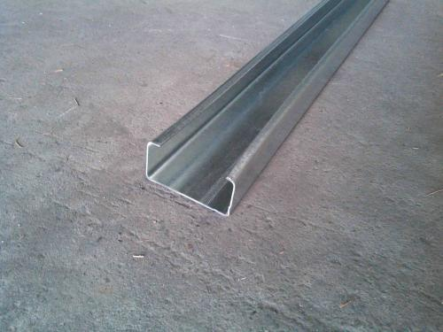 C Section Beam C Shape Steel Beam