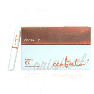 HERBAL HEATSTICKS-CIGAR FLAVOR – Non Nicotine Cigarette Alternative