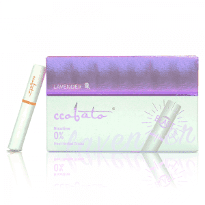 HERBAL HEATSTICKS-LAVENDER FLAVOR -Tobacco Free – Nicotine Free