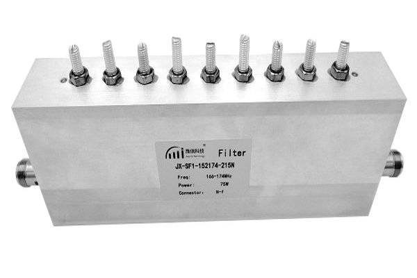 Tunable Bandpass Filter  for 152-174MHz Featured Image