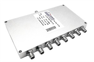 700-2700MHz Power Divider JX-PD-7002700-S-8