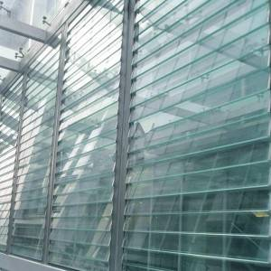 Float Glass Louvers