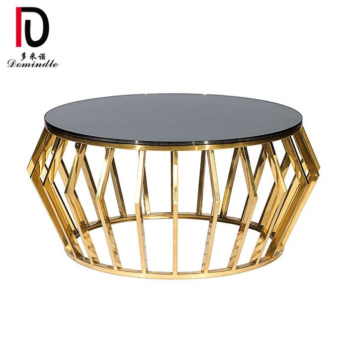 Modern  Round Coffee Table Featured Image