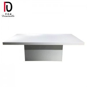 Event party use mdf dining table