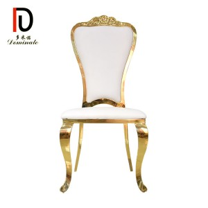 China Cheap price Event Hotel Chair - Bella dining chair for wedding party – Dominate