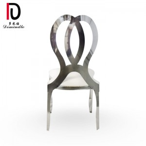 3. popular infinity dining wedding chair