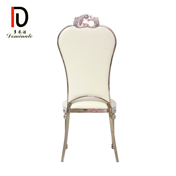 Manufacturer for Rental Wedding Chair - Imperial stainless steel wedding chair – Dominate