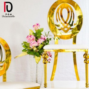 Wedding design Celine dining chair