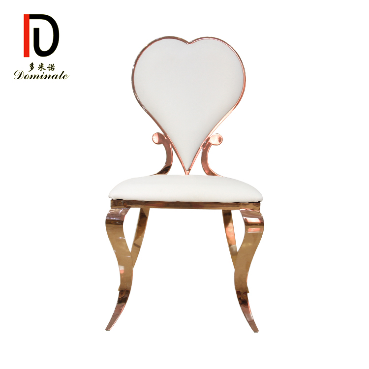 OEM manufacturer Design Dining Chair - Royal dining chair for wedding – Dominate