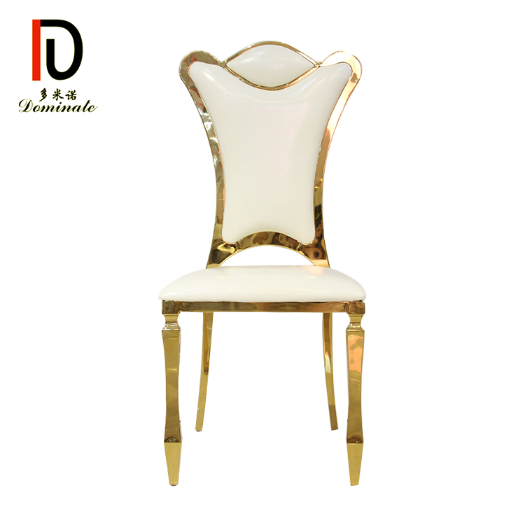 OEM Customized French Dining Chair - Fascino wedding banquet chair – Dominate