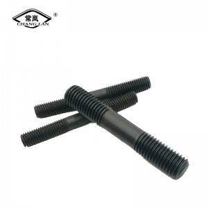 Fastener Manufacturer Studs B7 2H BS ASTM A193 Threaded Rods Bolts Double Head Bolts
