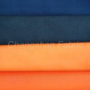 Modacrylic/cotton Flame retardant fabric