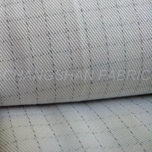 190GSM PEC COT ANTISTATIC FABRIC