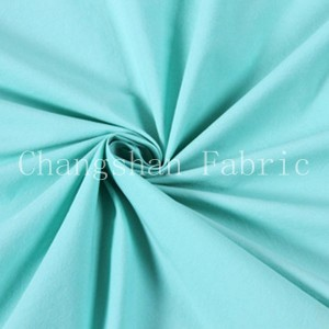 100%Cotton  1/1Plain Dyeing Shirt Fabric
