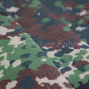 Ribstop Military Camo