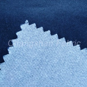 Excellent quality 100%Polyester Woven Dyed Casual Garment Fabric - Apron Fabrics-suede Washed – Changshanfabric