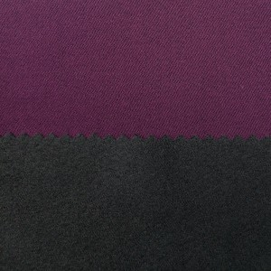 Chinese wholesale Bags Fabric - BLACK POLY WEFT SPANDEX – Changshanfabric