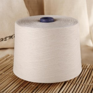 Top Suppliers Oil Resistance - Ne 50/1 ,60/1 Combed Compact Organic cotton yarn – Changshanfabric