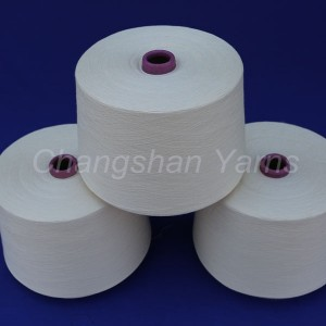 Special Price for Polyester/Cotton Antistatic Workwear Fabric - TR yarn-Ne32s Ring Spun Yarn – Changshanfabric
