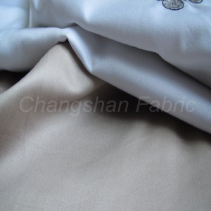 Bedding Fabrics-Sateen Stock