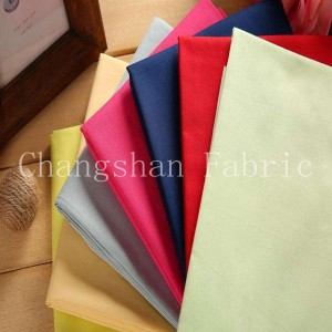 TC65*35  1/1Plain Dyeing Shirt Fabric