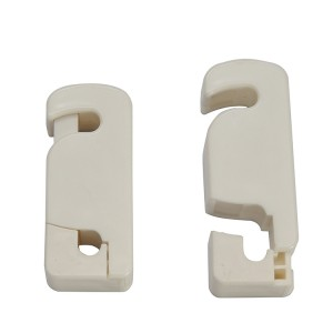Newly Arrival Remote Electric Aluminum Sliding Door Hook Lock With Biometric Fingerprint