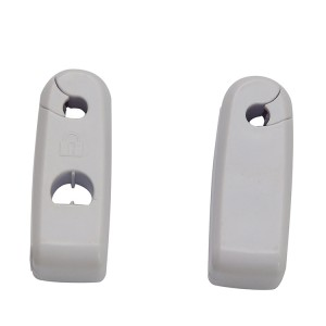 ODM Factory New Product Abs Plastic Material Display Hook Stop Lock Tag