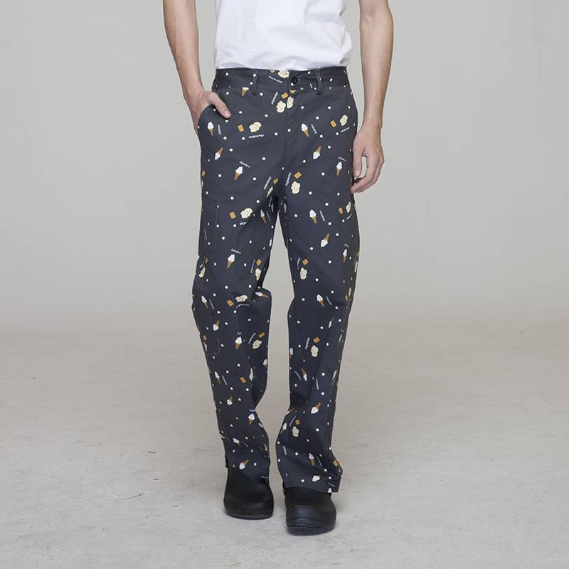 Unisex COTTON chef pants for kitchen work U205C9700Q Featured Image