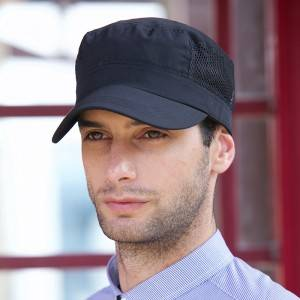 Restaurant Waiter Chef Poly Cotton Baseball Cap U411S0100B