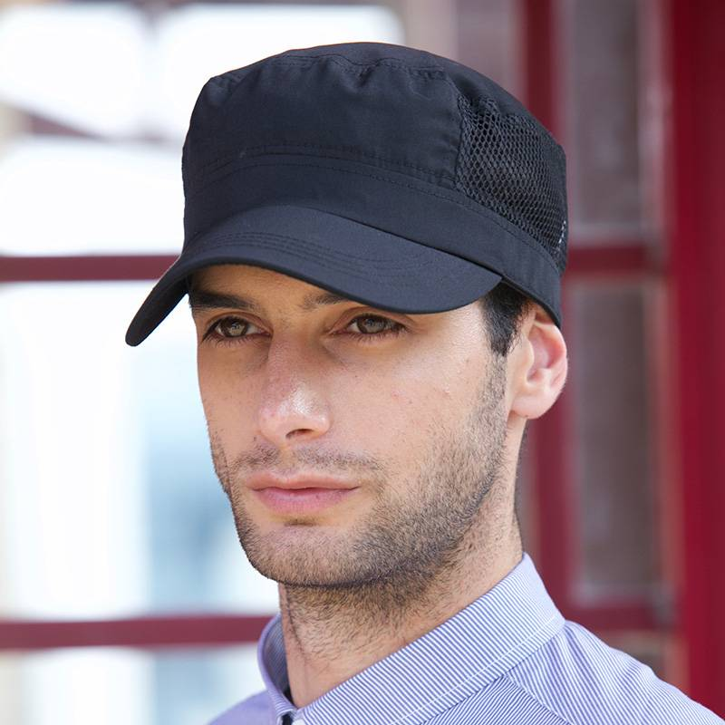 Restaurant Waiter Chef Poly Cotton Baseball Cap U411S0100B Featured Image