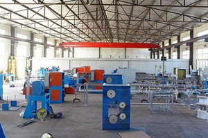 Isigubungelo Wire Equipments