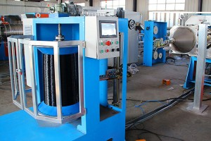 PET coating equipment
