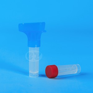 Saliva DNA Sample Collection Kit