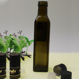 Charming Multi-Color Olive Oil Container And Packaging Bottle