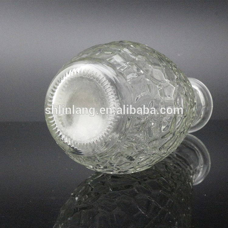 Cheap tall clear glass vases wholesale crystal vases for wedding table decoration