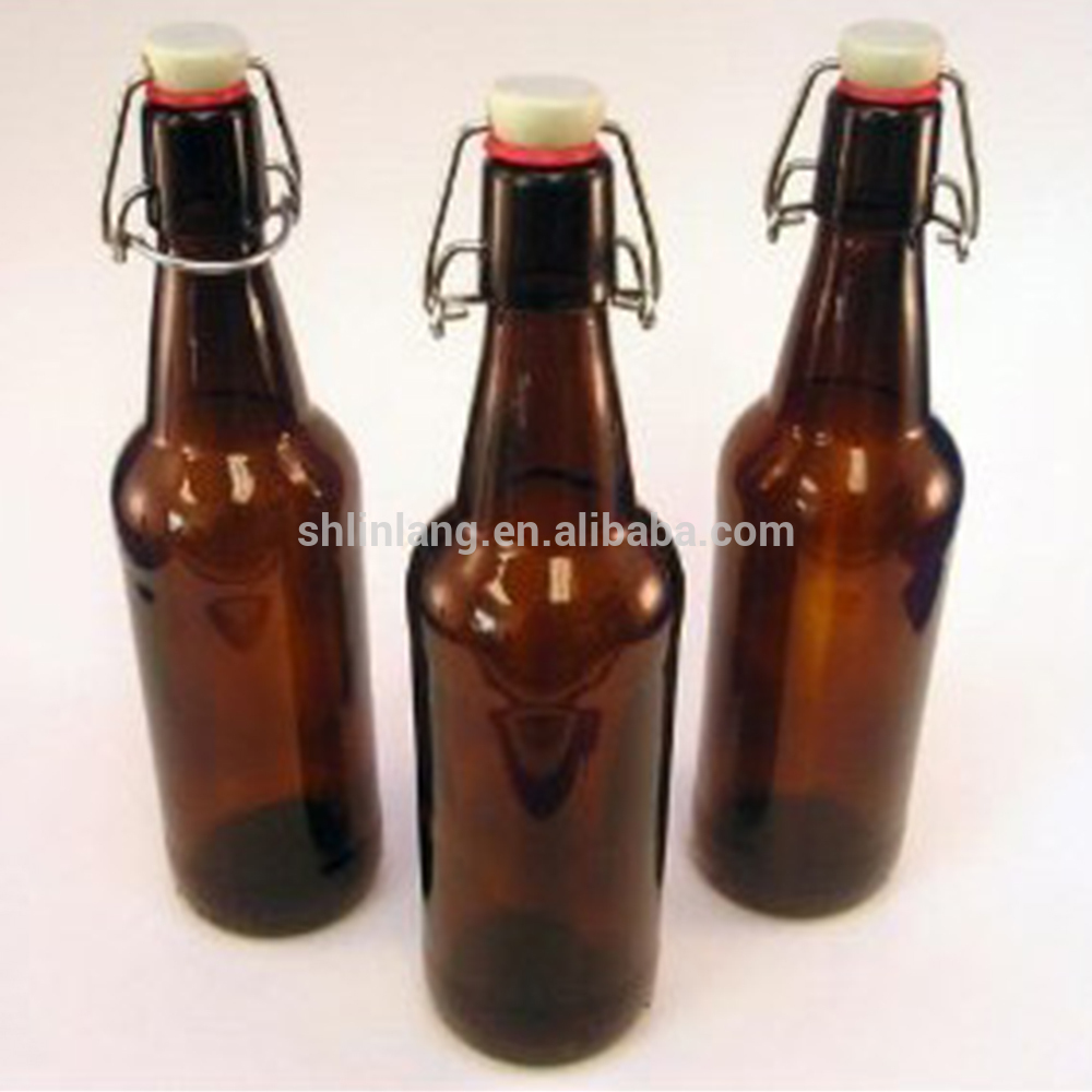 Wholesale beer / oil / drinking glass bottle price