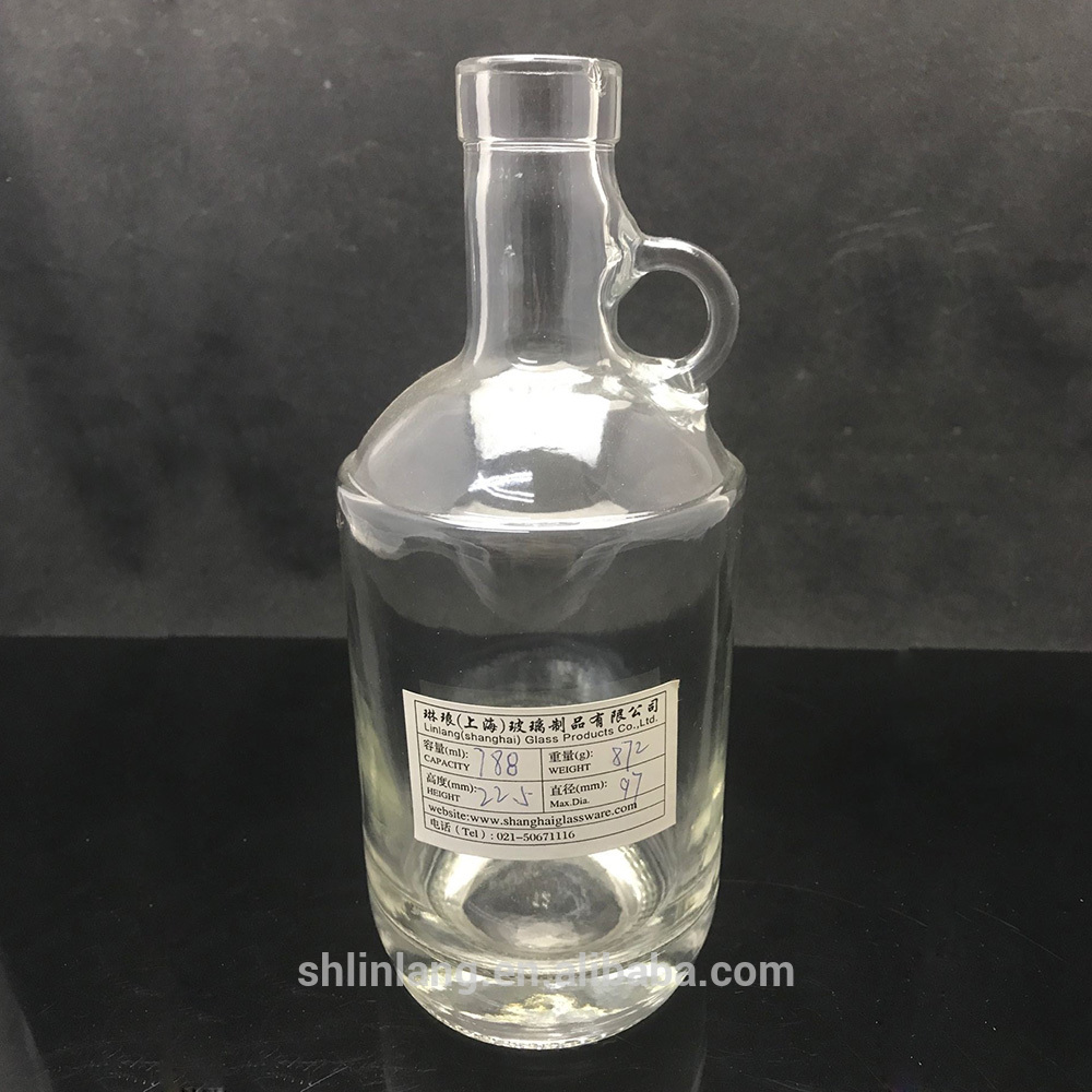 Shanghai linlang High-end Custom Special mould olive oil bottle
