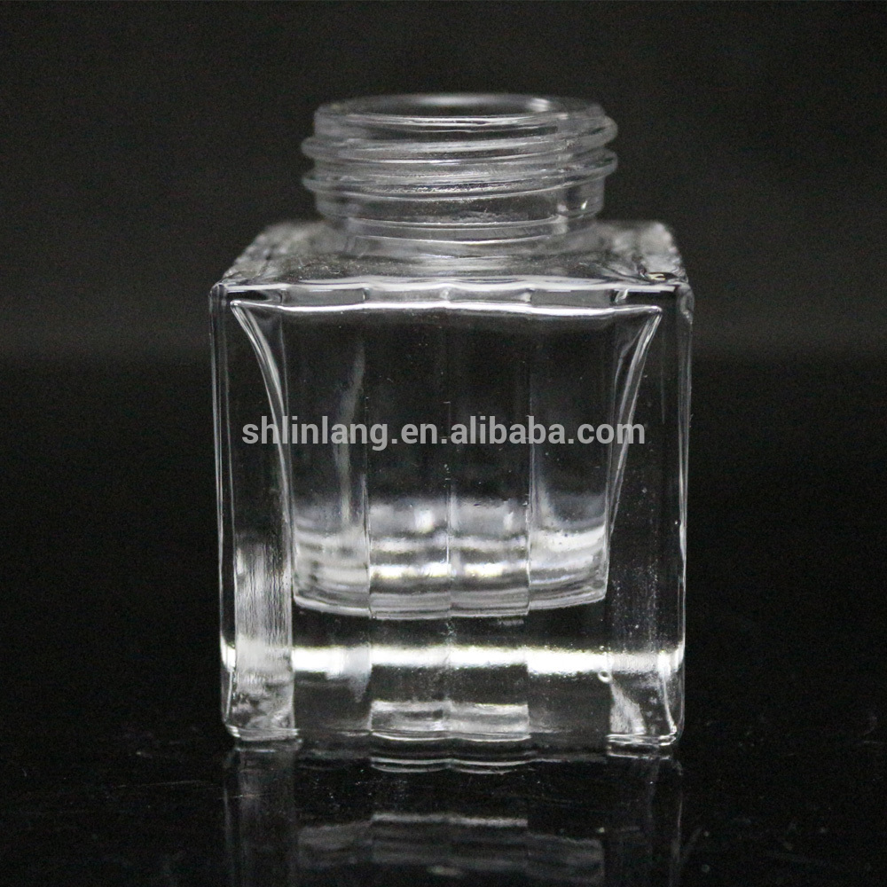 China manufacture wholesale price empty Fountain Pen Glass Ink Bottle