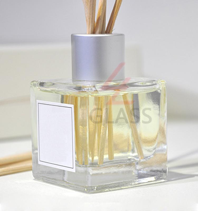 shanghai linlang Room Air Diffuser perfume Decorative Glass Bottle vial for perfume