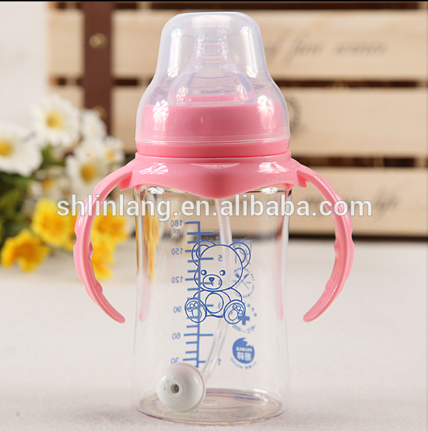 Factory price anti colilc glsaa baby feeding bottles