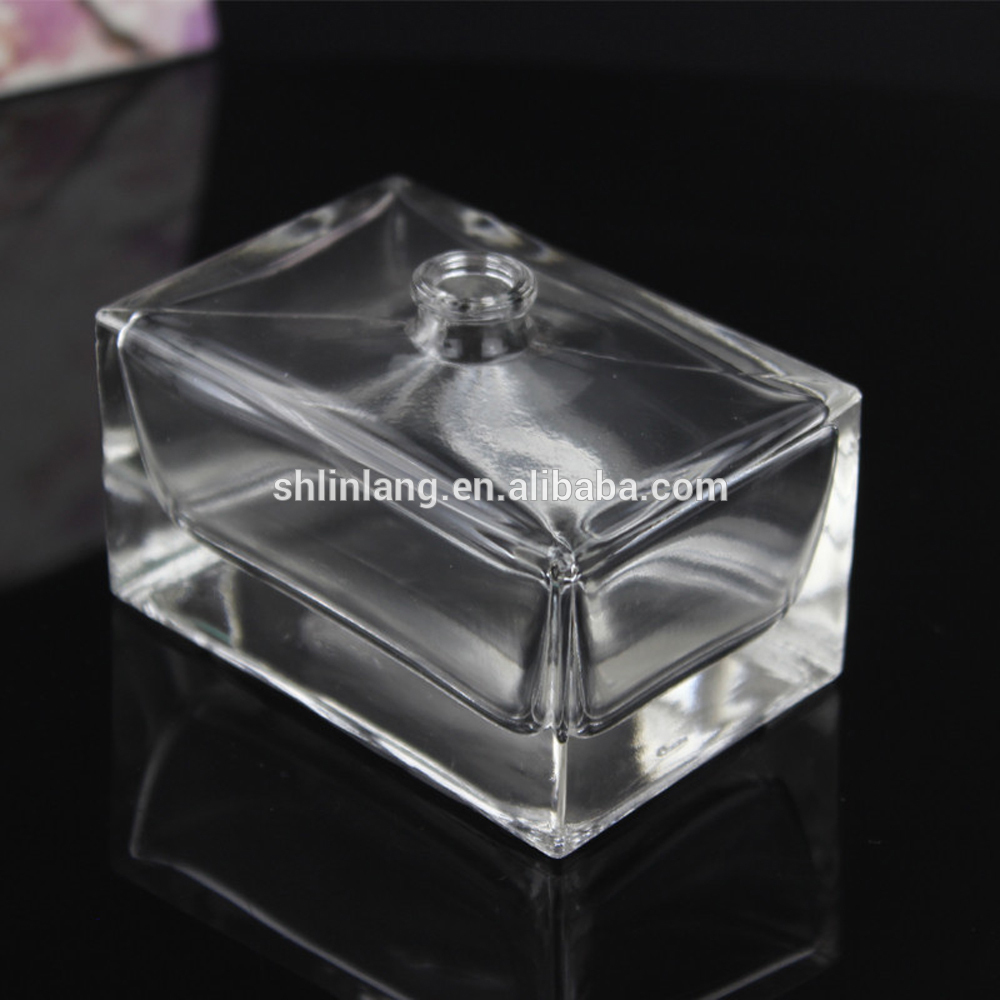 shanghai linlang glass perfume bottle