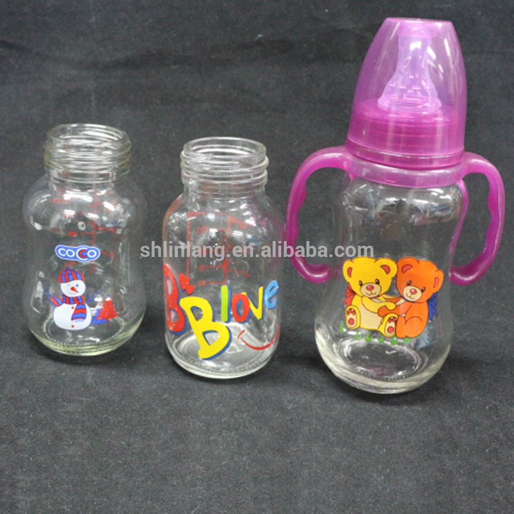 Factory direct supply CE certificated baby feeding bottle