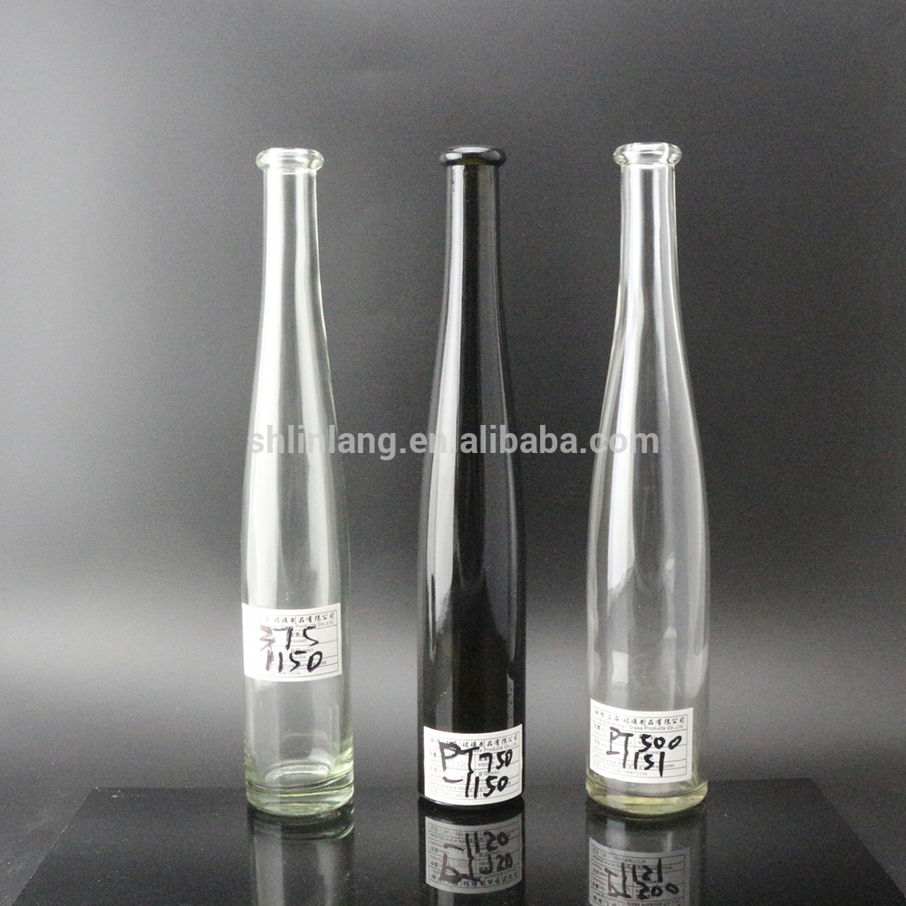 Shanghai Linlang Wholesale 375ml ice wine bottle