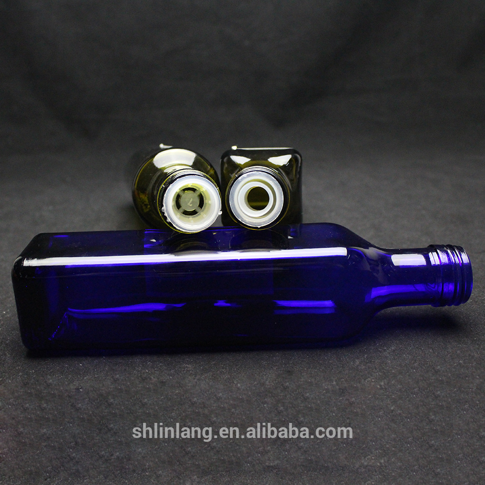 Shanghai linlang conventional and high-end custom olive oil bottle