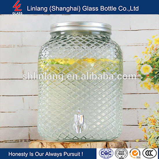 Linlang hot welcomed glass products,salt and pepper shakers wholesale mason jar
